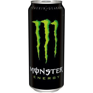 Monster Energy 12x0.5 L