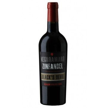 Negroamaro zinfandel blacks devil