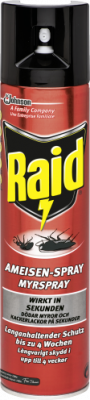 Raid Myrespray 400 ml