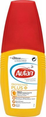 Autan Protection Plus Myggespray 100 ml.