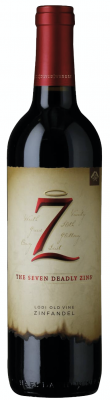 The 7 Deadly Zins Zinfandel 0.75 L