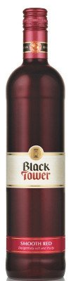 Black Tower Smooth Red 0,75 L
