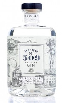 Buss no 9 white rain