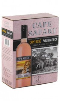 Cape Safari Cape Rosé