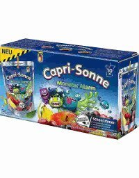 Capri Sonne Monster Alarm