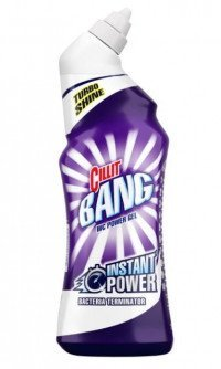 Cillit Bang Wc Power gel bacteria terminator
