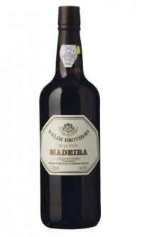 Cossart gordon welsh brothers madeira full rich