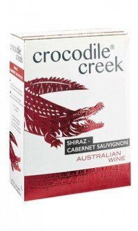 Crocodile Creek Shiraz Cabernet Sauvignon