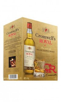 Cromwells royal whisky