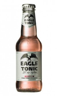 Eagle Tonic pink pomegranate