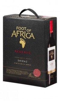 Foot Of Africa Shiraz