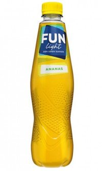 Fun light ananas