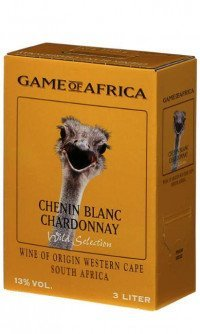 Game of africa chenin blanc cherdonnay