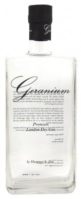 Geranium London Dry Gin 44%0,7