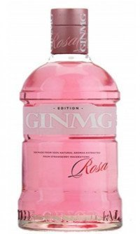 GINMG Pink Strawberry 37.5% 0.7 L