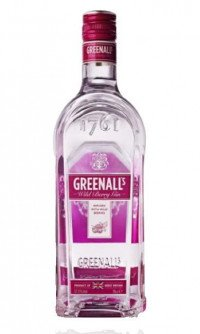 Greenalls gin wildberry