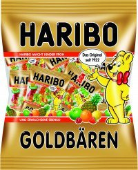 Haribo Goldbären Mini 250 g