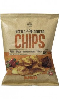 Kettle Chips paprika