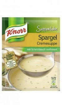 Knorr Suppenliebe Spargel Cremesuppe