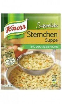Knorr Suppenliebe Sternchen Suppe
