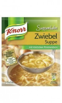 Knorr Suppenliebe Zwiebel Suppe