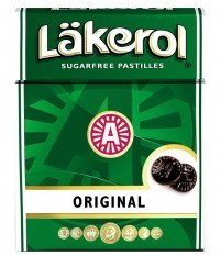 Läkerol Original Green 4x25 g