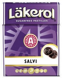 Läkerol Big Pack Salvi 75 g