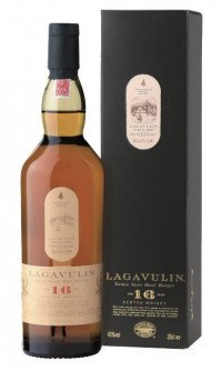 Lagavulin single malt 16 års