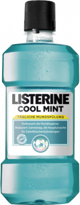 Listerine Cool Mint 500 ml.