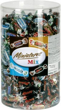 Miniatures Mix 3 Kg
