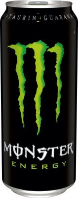 Monster Energy 12x0.5 L.