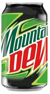 Mountain Dew 24x0.33 L