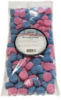 Thyguf Jelly Buttons 750 g