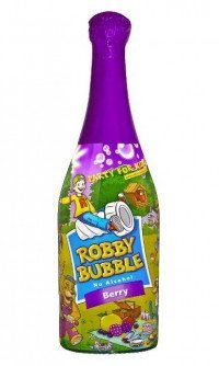 robby bubble berry