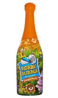 robby bubble jungle party
