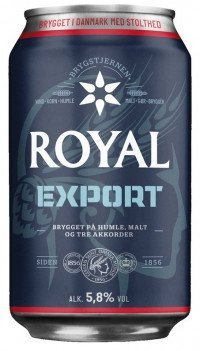 Royal Export 5.8% 24x0.33 L.
