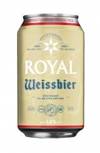 Royal Weissbier 24x0.33 L
