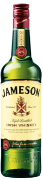 Jameson Irish Whisky 40% 1 L