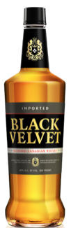 Black Velvet Whiskey 40% 1 L.