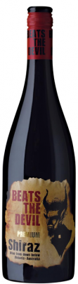 Beats The Devil Premium Shiraz 0.75 L.