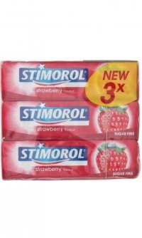 Stomorol strawberry