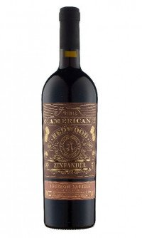 The American Redwood Zinfandel Bourbon Barrels