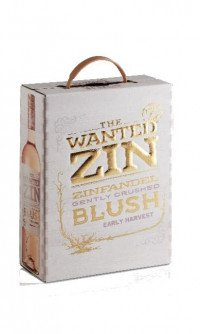 The Wanted Zin Zinfandel Blush
