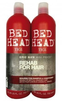 Tigi Bed Head Rød 2x750 ml.
