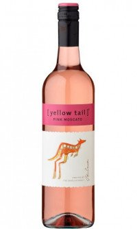 Yellow Tail Pink Moscato 0,75L