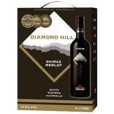 Diamond Hill Shiraz Merlot 3 L.