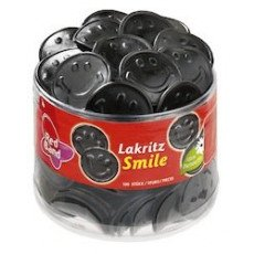 Red Band Lakrids Smile 100 stk