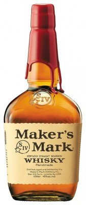 Makers Mark Whisky 45% 0.7 L
