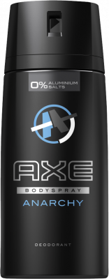 Axe Deospray Anarchy 150 ml