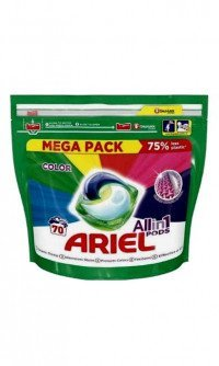 Ariel Pods All In One Color 70